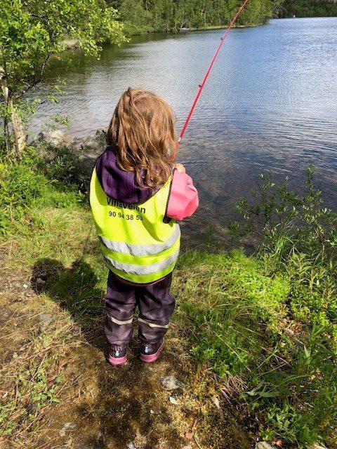 Beskyttet: Tur til Ørnevannet