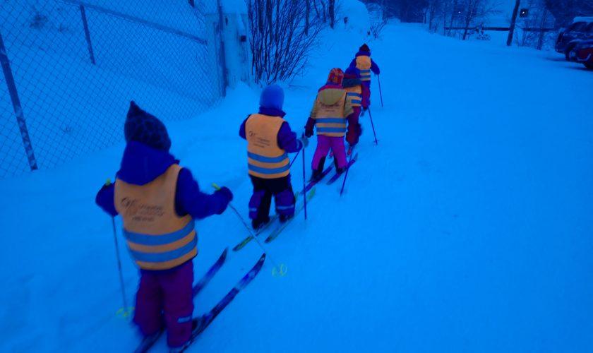 Beskyttet: Ski glede på Gruva :)