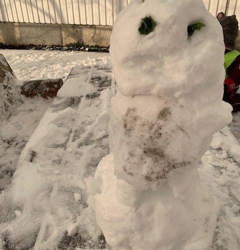 Beskyttet: Hipp hurra for Malin og lek i snøen på Malmen:)