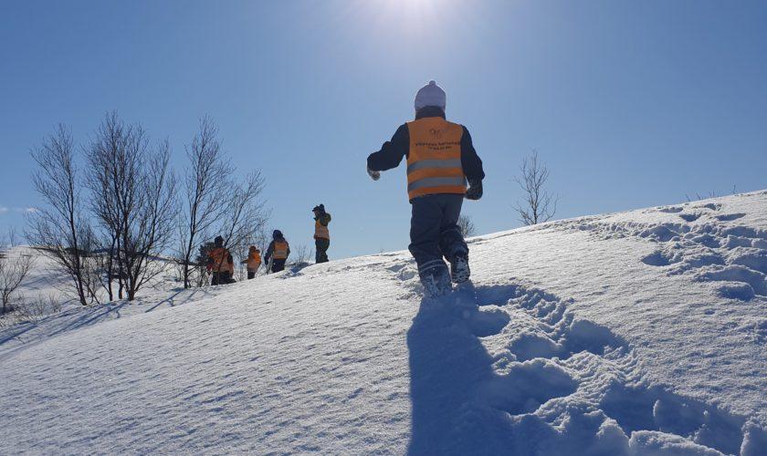 Beskyttet: Soltur på fjell og asfalt