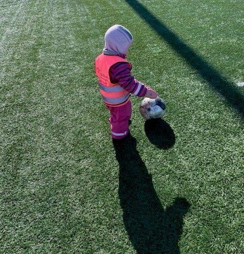 Beskyttet: Små fotballspillere på Dagbruddet